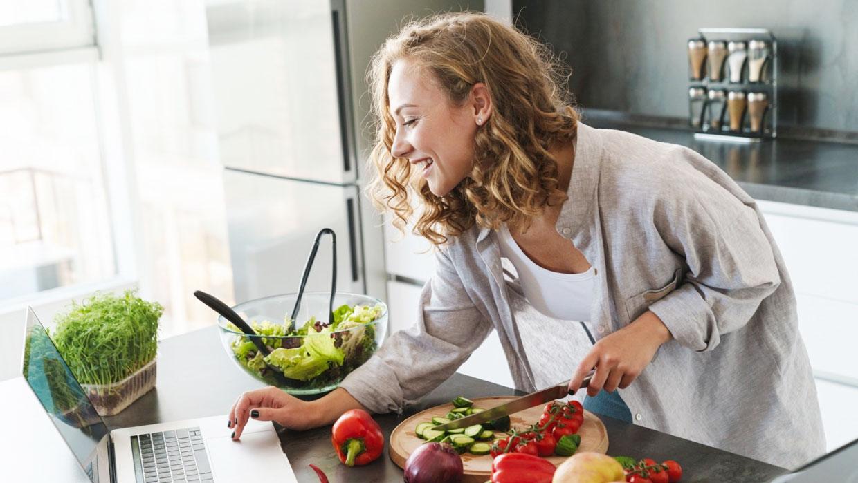 دستور العملهایی برای پخت سریع غذا